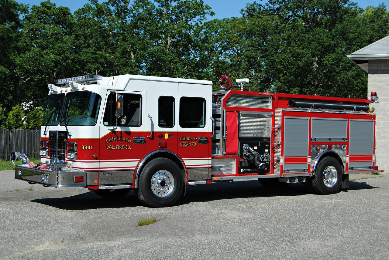 Pine Beach Fire Company Engine 3801