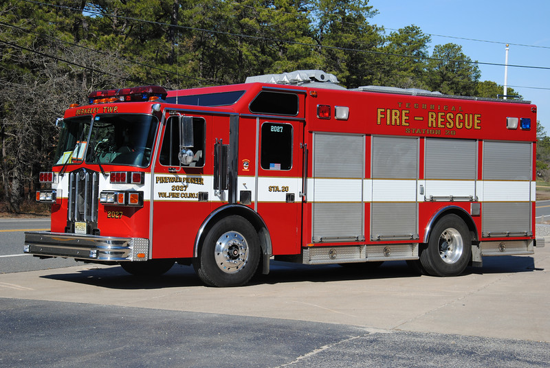 Pinewald Pioneer Fire Company Rescue 2027