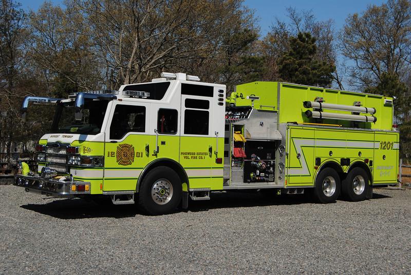 Pinewood Esates Fire Company, Barnegat Twp Engine-Tanker 1201