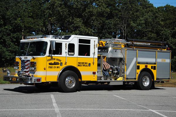 Pioneer Hose Fire Company-Station 22