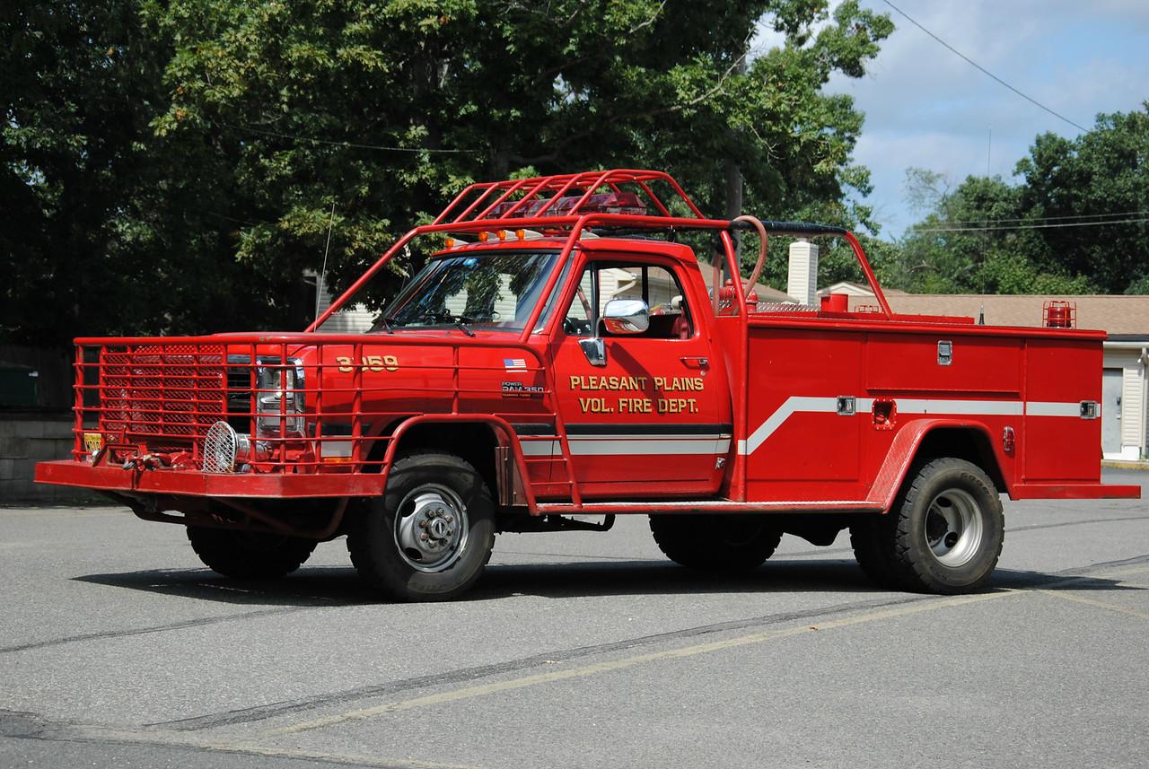 Pleasant Plains Fire Department, Toms River Brush 3059