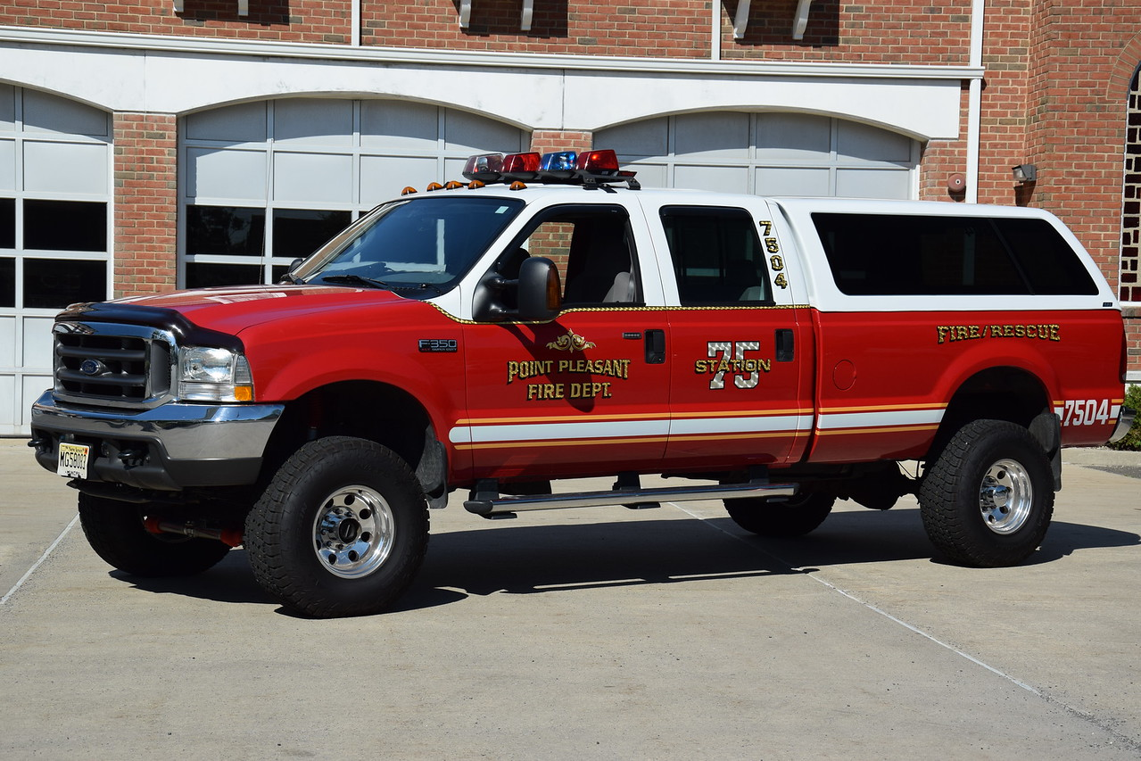 Point Pleasant Fire Department Utility 7504
