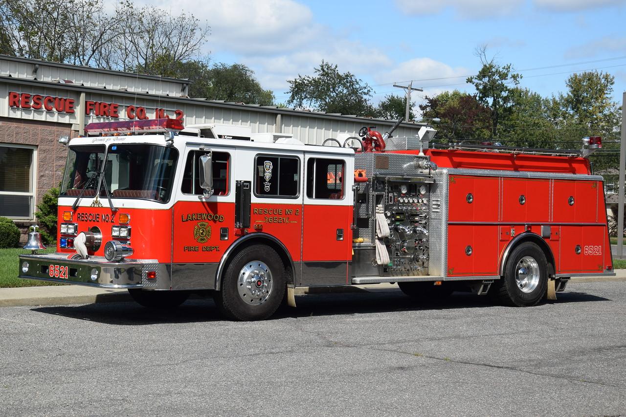 Rescue Company #2 Engine 6521
