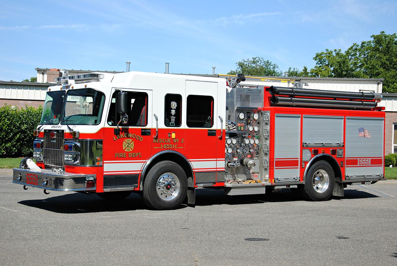 Rescue Company #2 Engine 6551