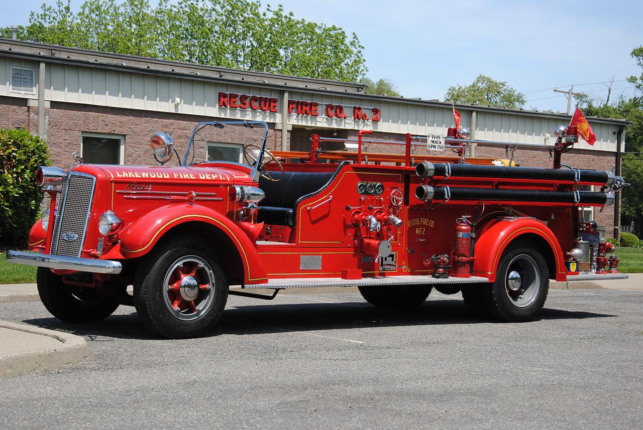 Rescue Company #2 Antique Engine 65