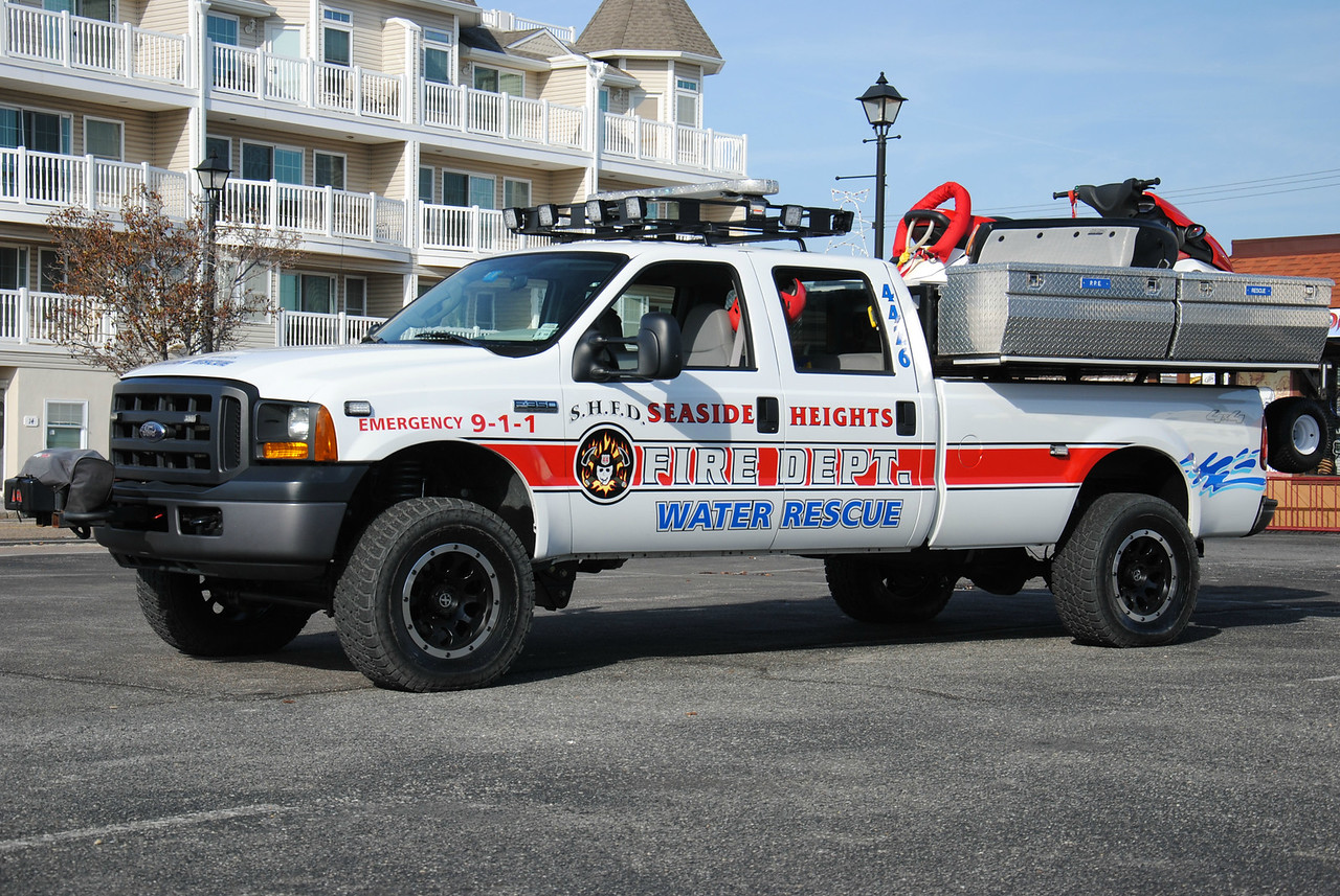 Seaside Heights Fire Department Water Rescue 4426