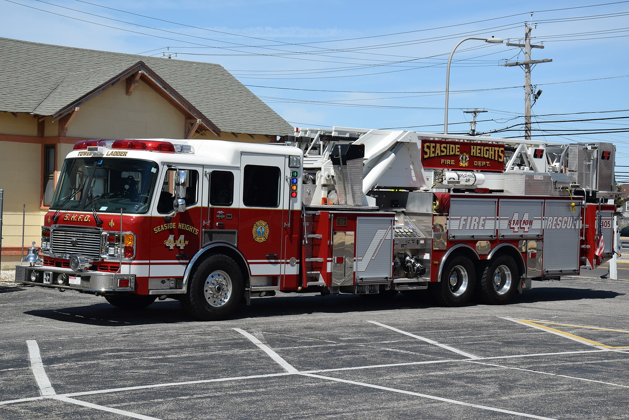 Seaside Heights Fire Department Tower 4405