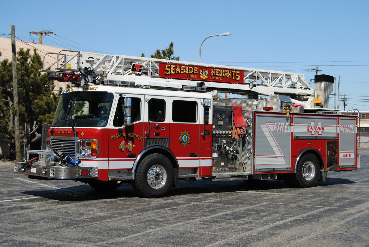 Seaside Heights Fire Department Quint 4401