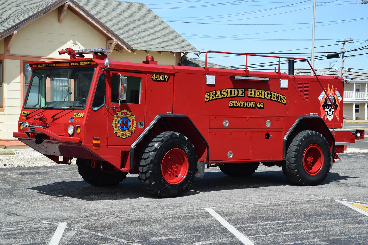 Seaside Heights Fire Department Special Operations 4407