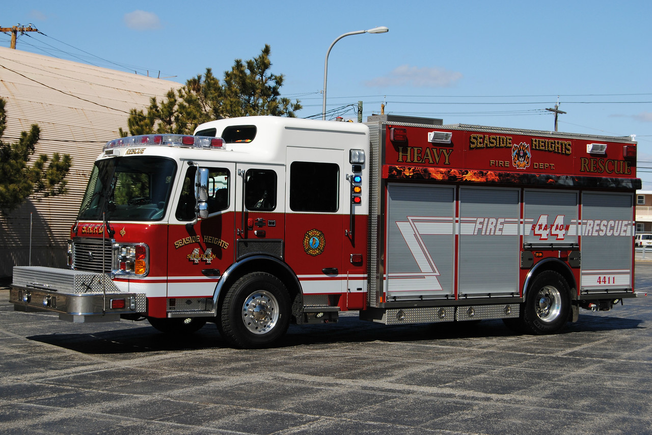 Seaside Heights Fire Department Rescue-Engine 4411