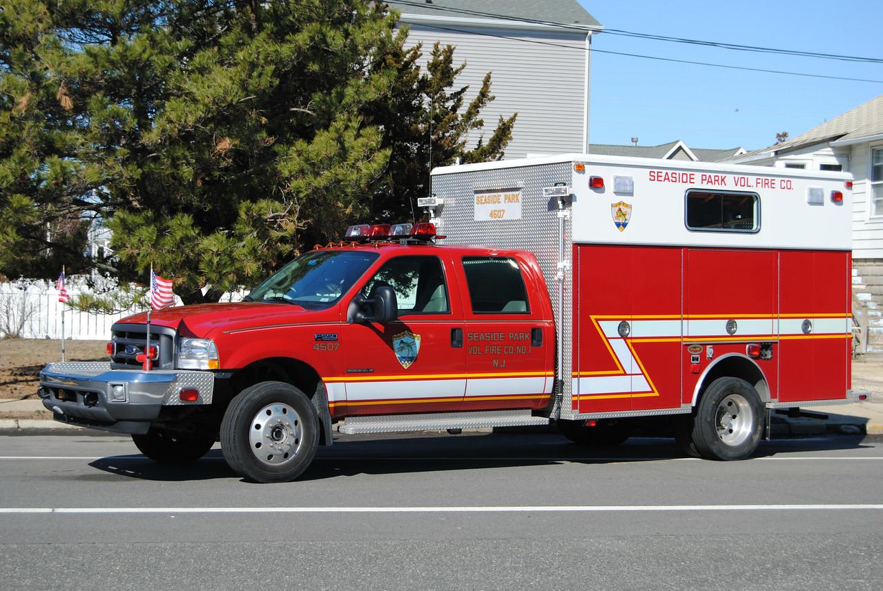 EX-Seaside Park Fire Company Utility 4507