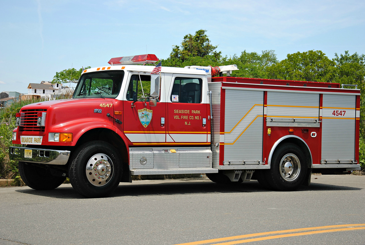 Seaside Park Fire Company Engine-Rescue 4547