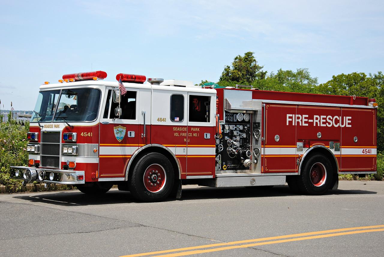 Seaside Park Fire Company Engine 4541