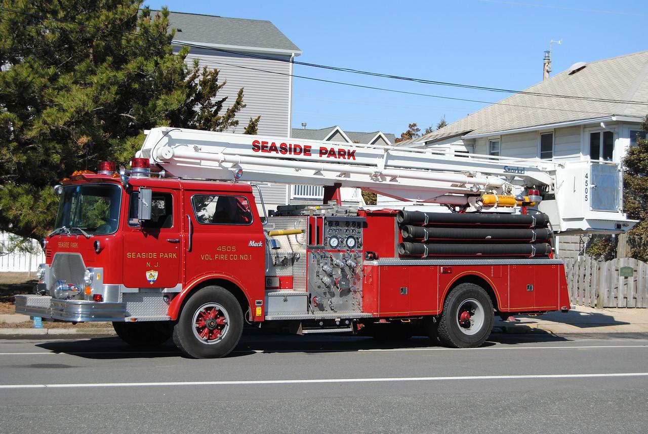 EX-Seaside Park Fire Company Snorkel 4505