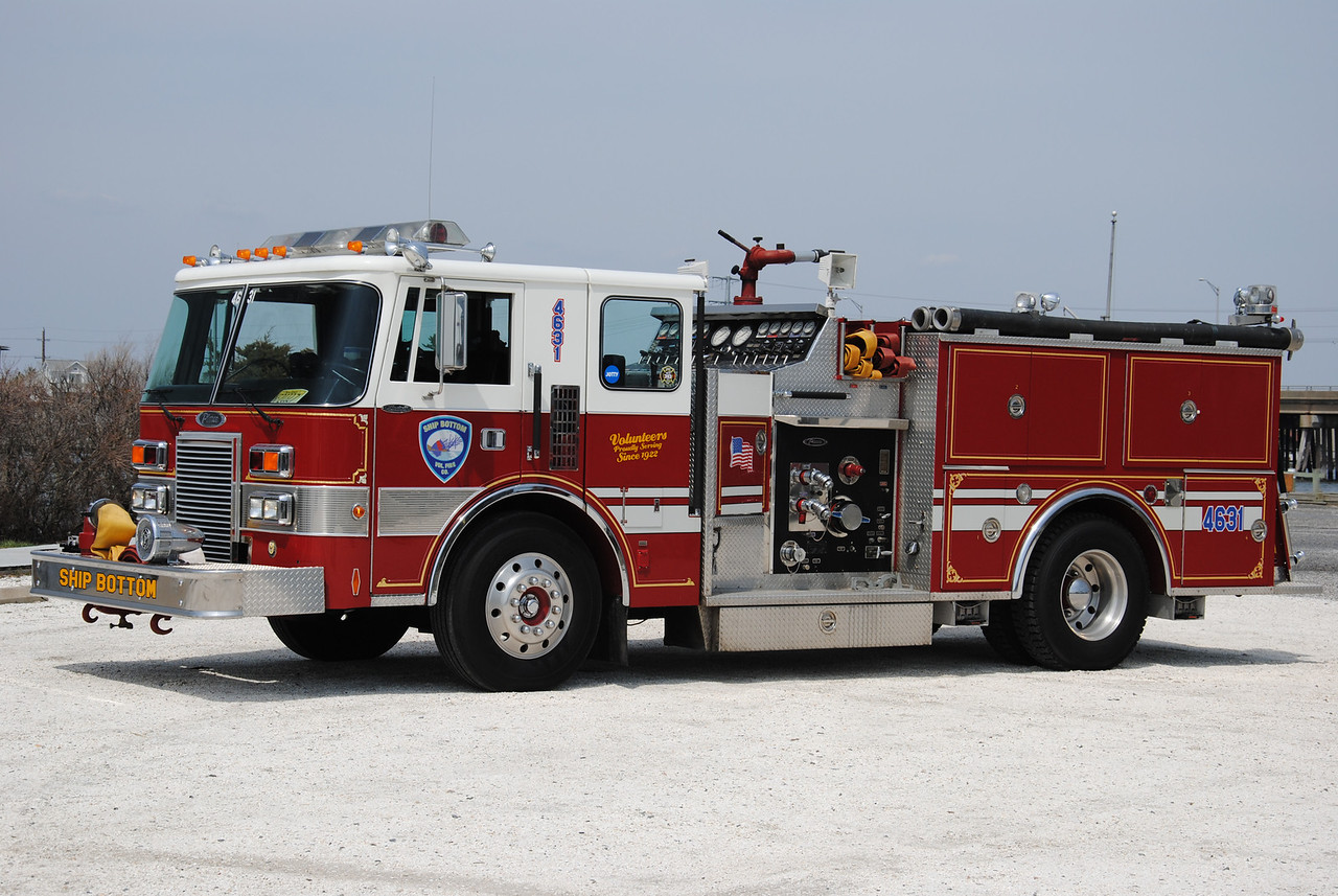 Ship Bottom Fire Company Engine 4631