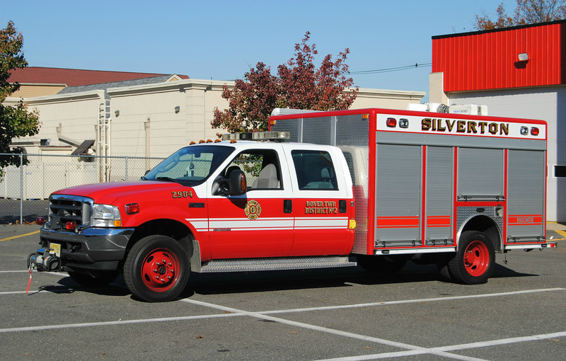 Silverton Fire Company Mini-Rescue 2904