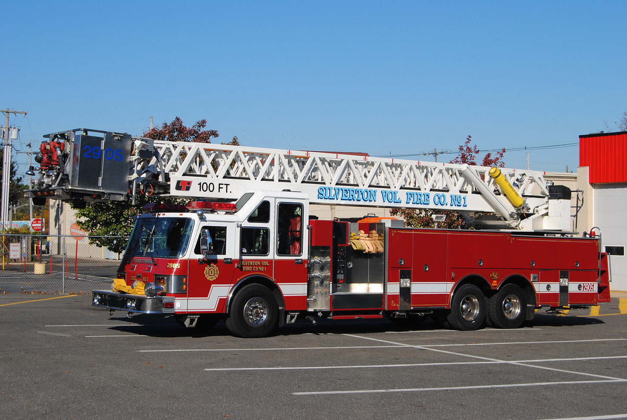 Silverton Fire Company, Toms River Tower 2905