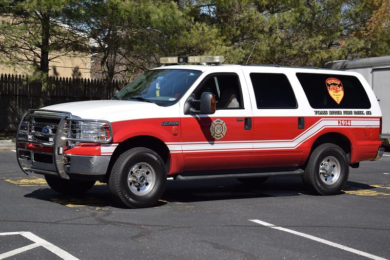 Silverton Fire Company Utility 2914