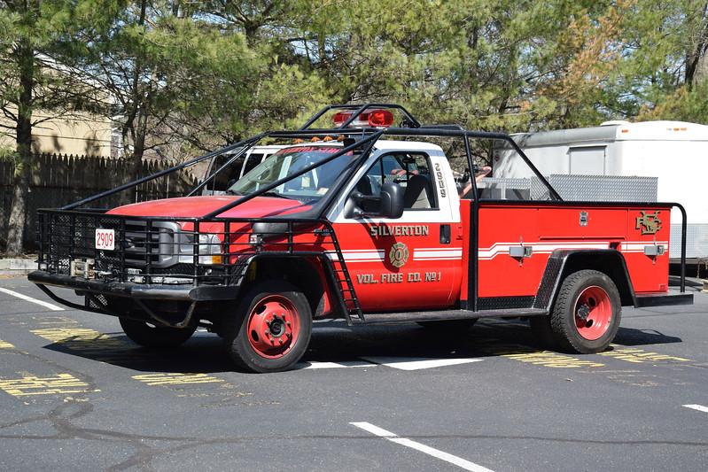 Silverton Fire Company Brush 2909
