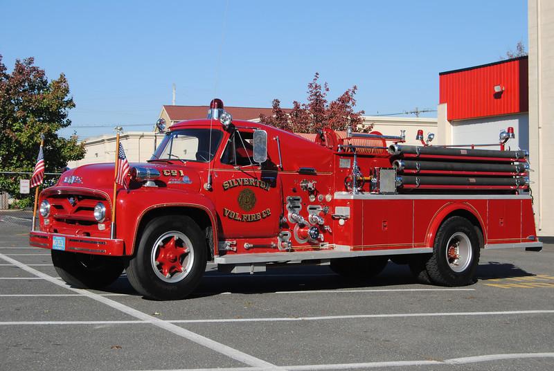 Silverton Fire Company, Toms River Antique