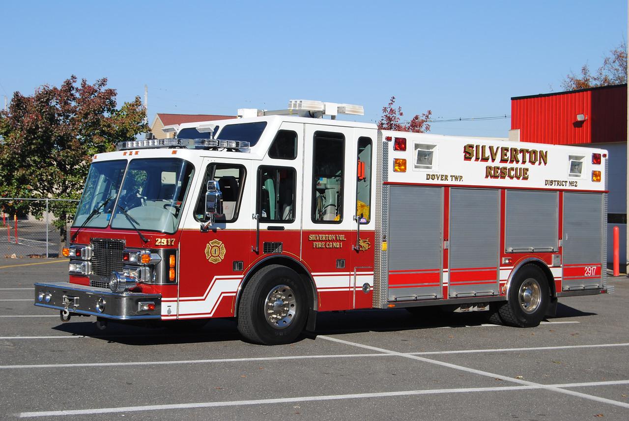 Silverton Fire Company Rescue 2917