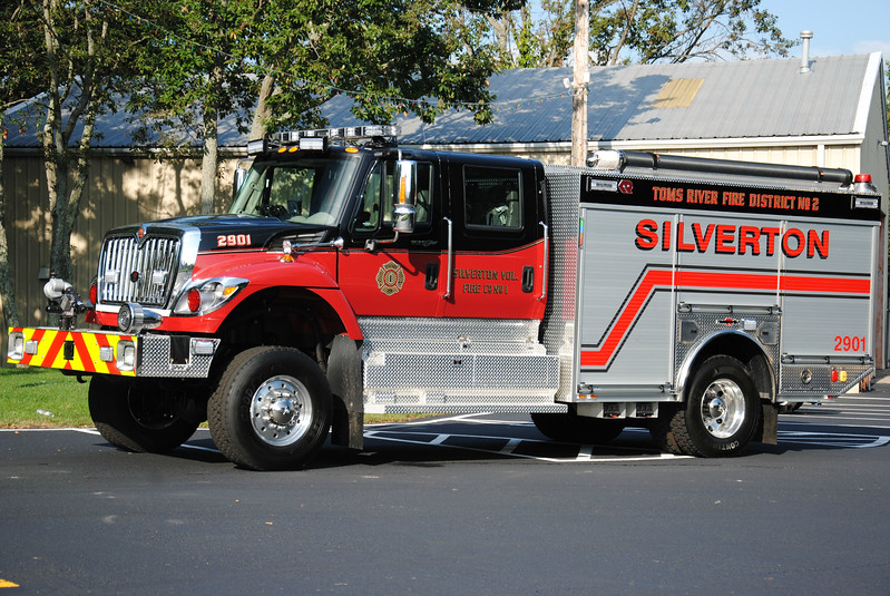 Silverton Fire Company Engine 2901