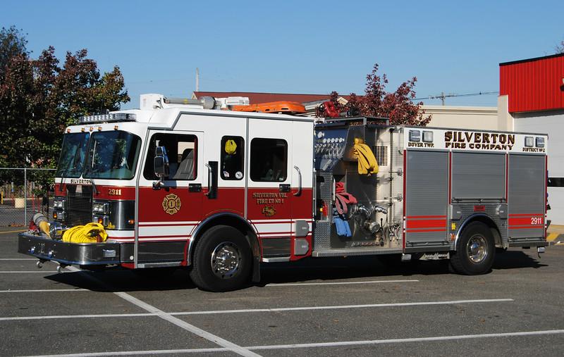 Silverton Fire Company Engine 2911