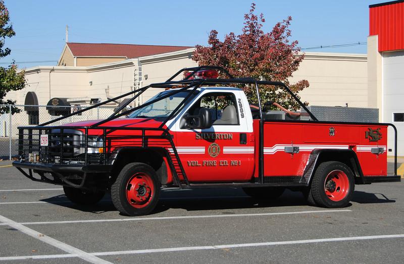 Silverton Fire Company, Toms River Brush 2909