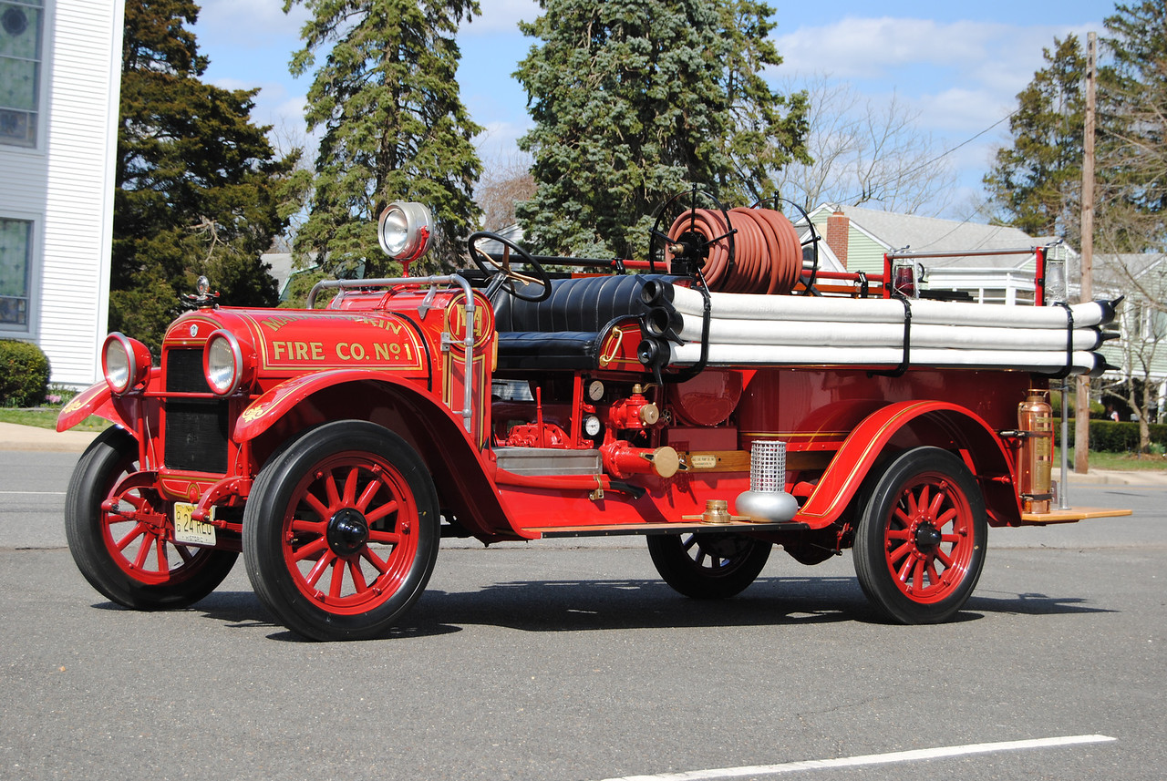 Stafford Fire Company, Stafford Twp Antique