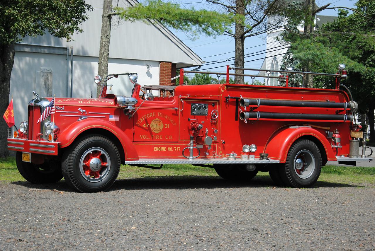 Stafford Fire Company, Stafford Ex-Engine 4731