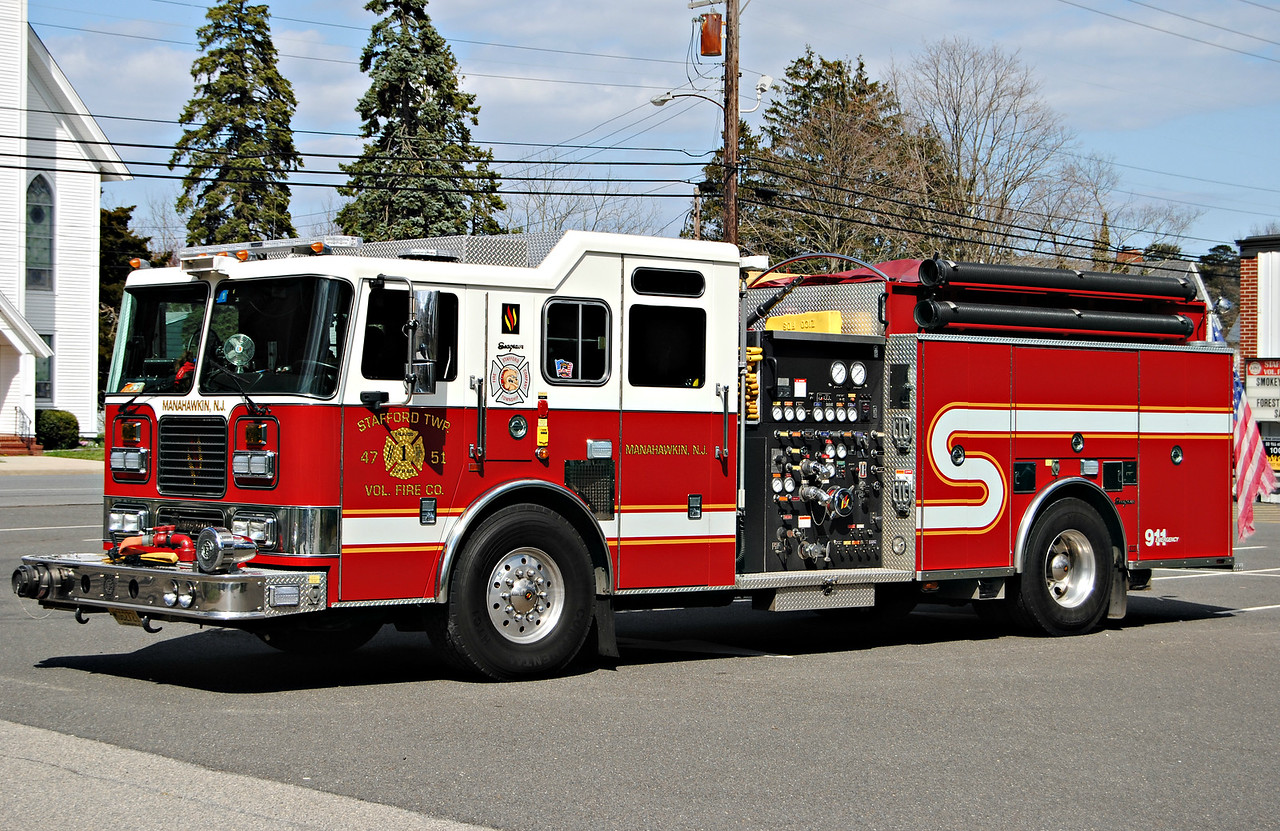 Stafford Fire Company, Stafford Twp Engine 4751
