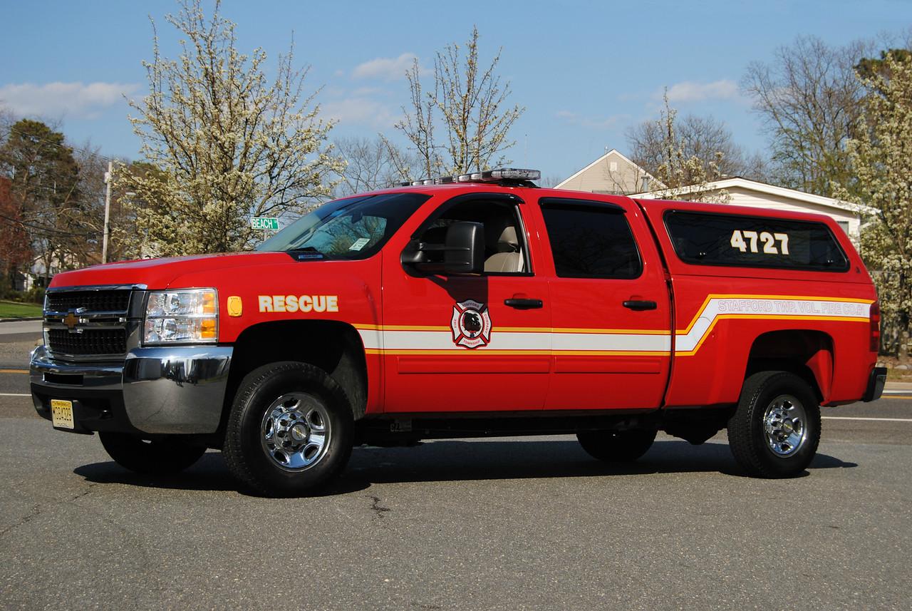 Stafford Fire Company, Stafford Twp Utility 4727