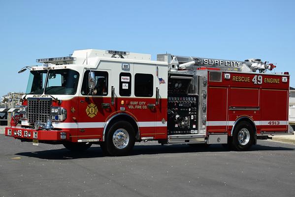 Surf City Fire Company-Station 49