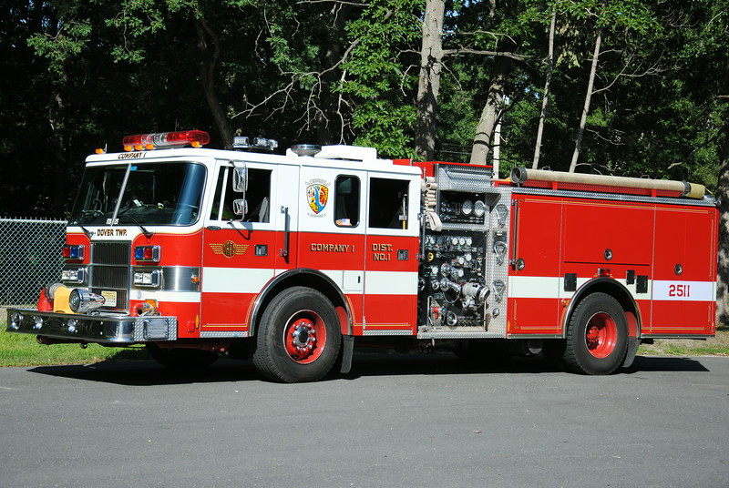 Toms River Fire Company #1 Engine 2511
