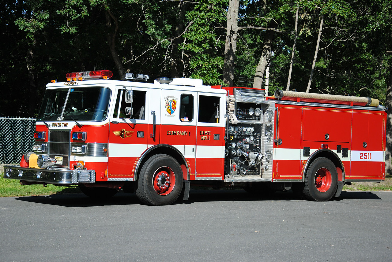 Toms River Fire Company #1, Toms River Engine 2511