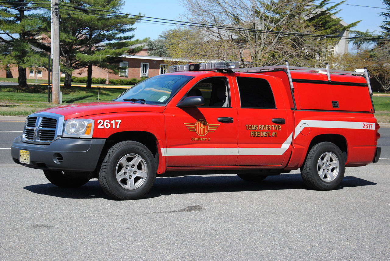 Toms River Fire Company #2 Utility 2617