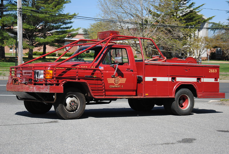 Toms River Fire Company #2 Brush 2669