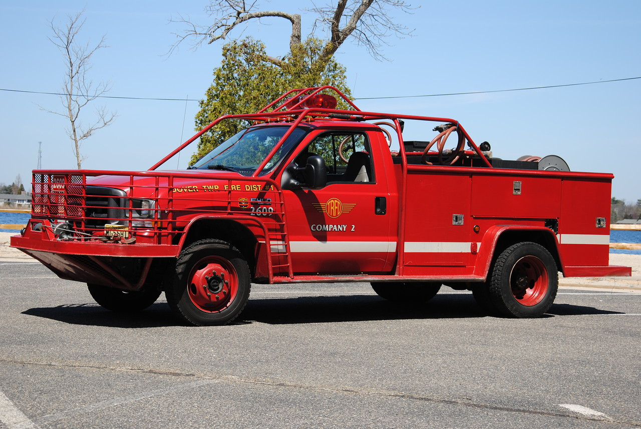 Toms River Fire Company #2 Brush 2609