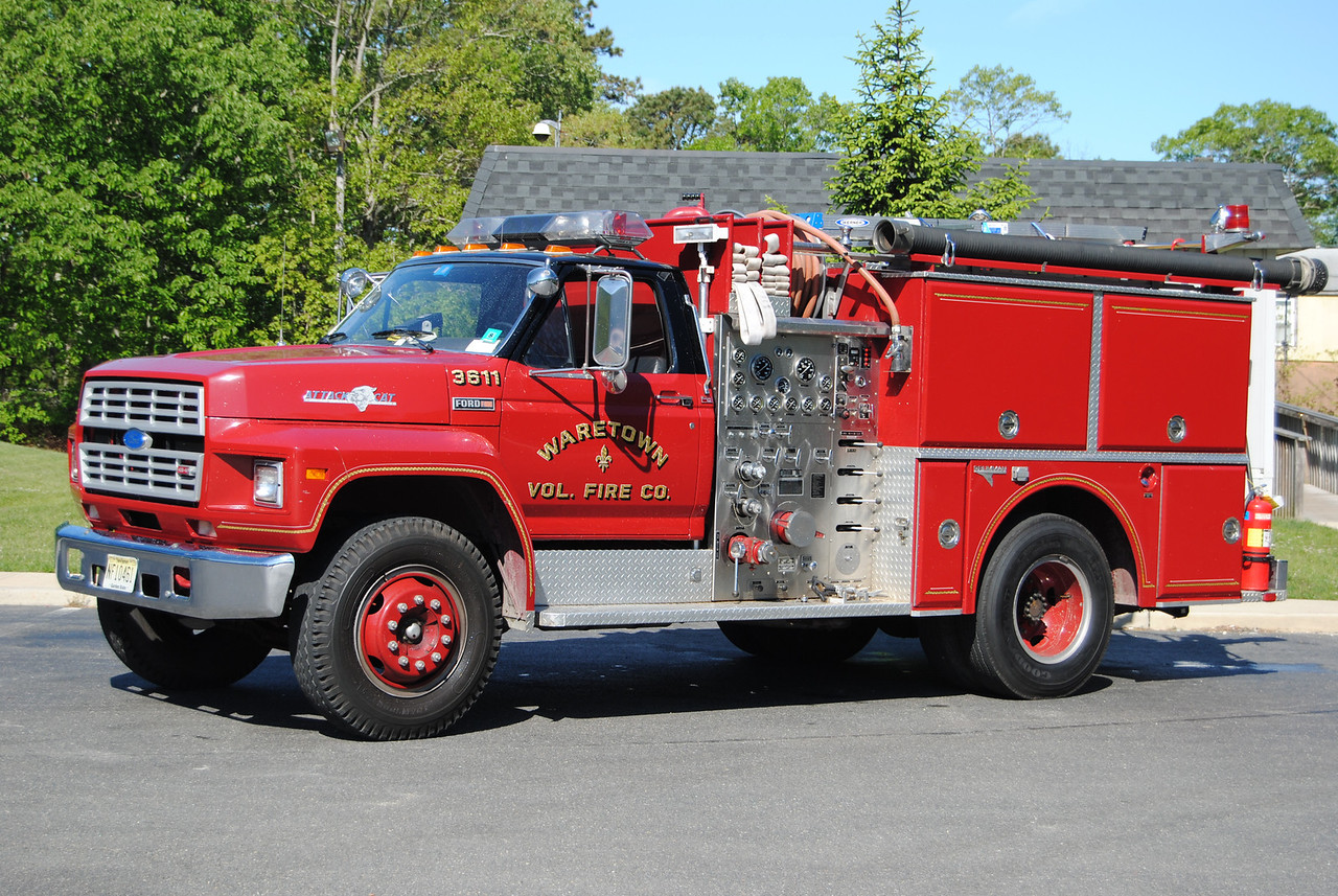 Waretown Fire Company Engine 3611