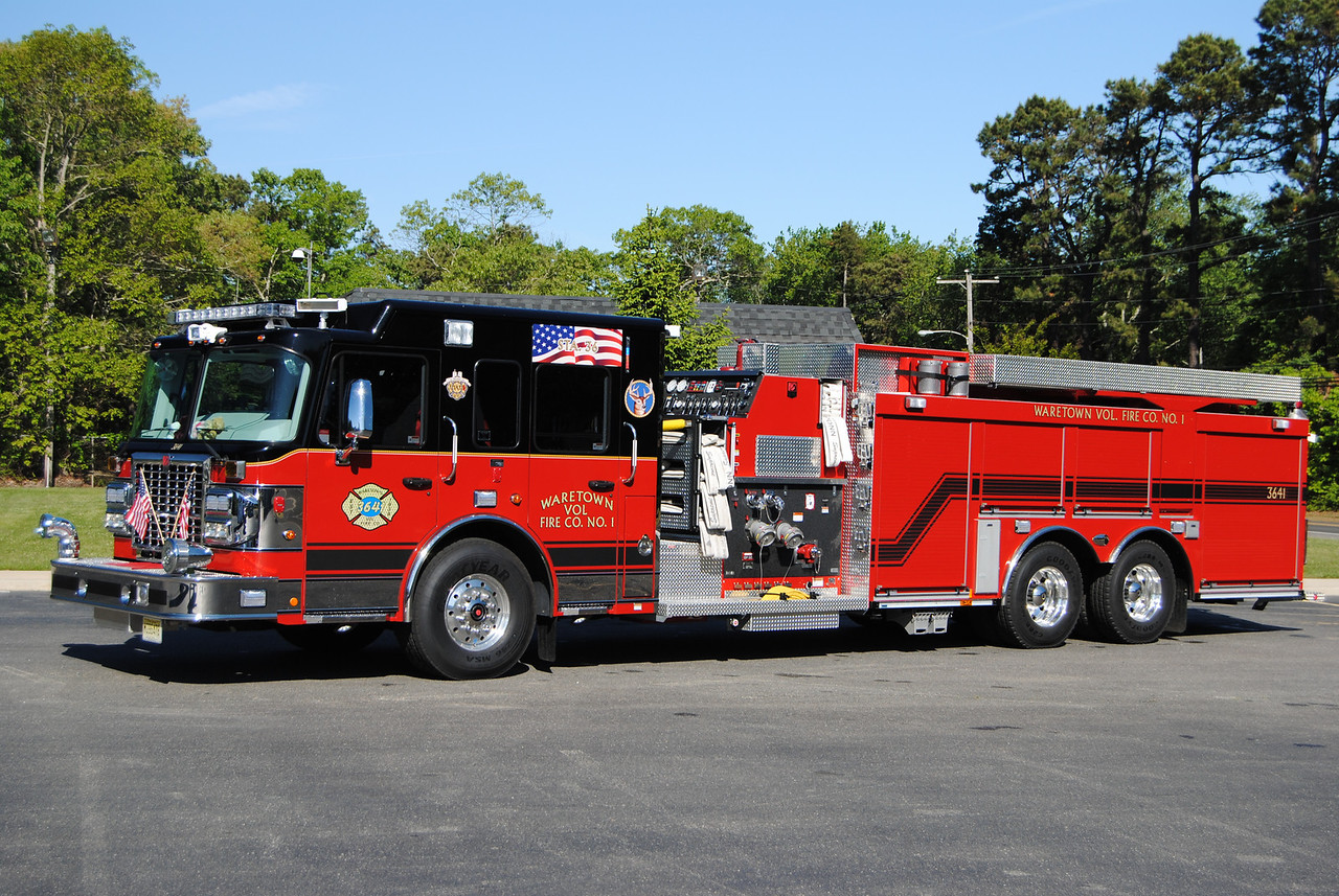 Waretown Fire Company Engine-Tanker 3641