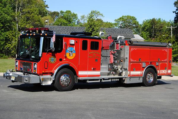 Waretown Fire Company-Station 36