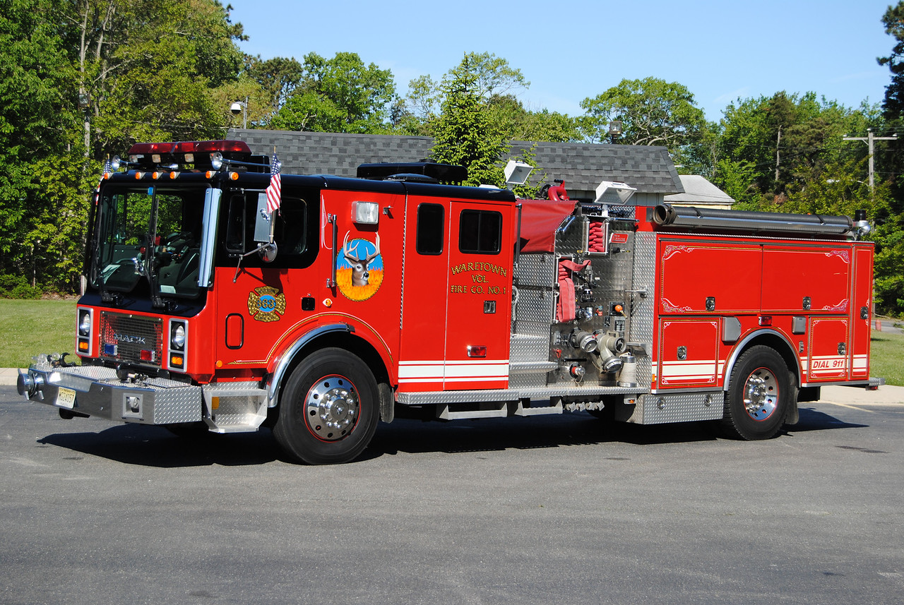 Ex-Waretown Fire Company Engine 3631