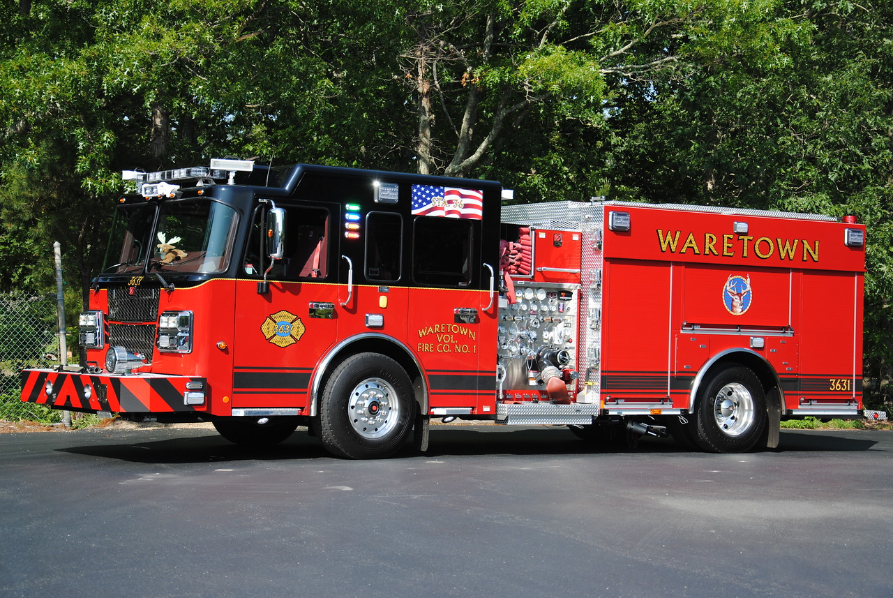 Waretown Fire Company Engine 3631