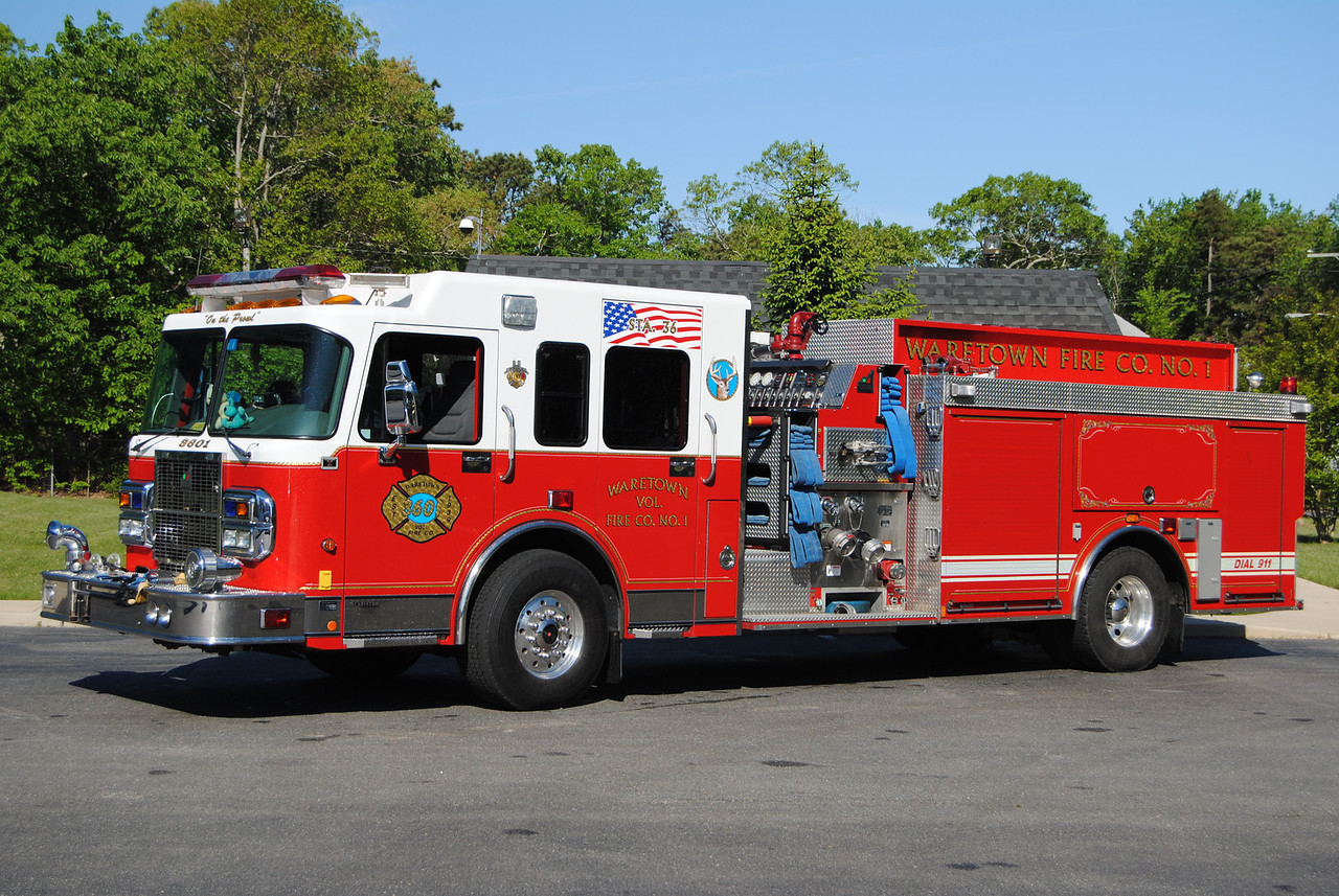 Waretown Fire Company Engine 3601