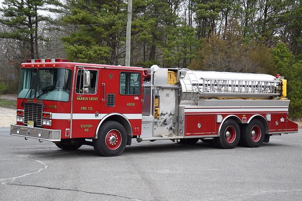 Warren Grove Fire Company (Stafford)-Station 48