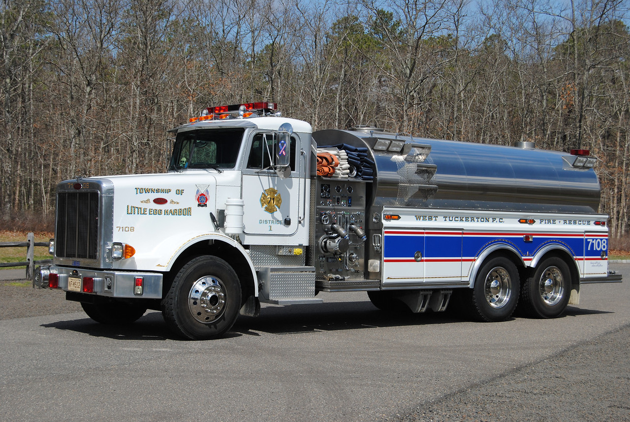 West Tuckerton Fire Company,Little Egg Harbor Tanker 7108
