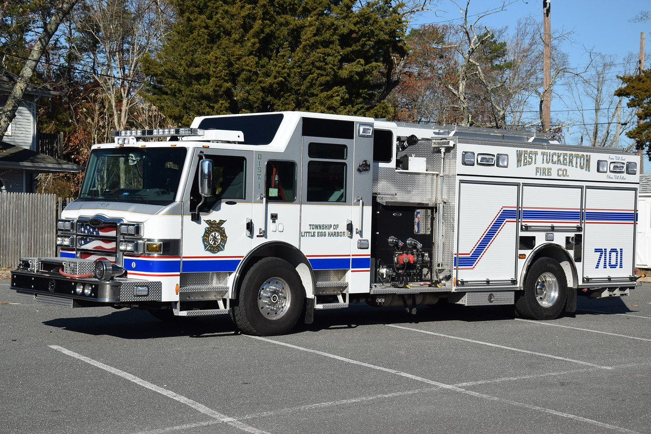 West Tuckerton Fire Company Engine 7001