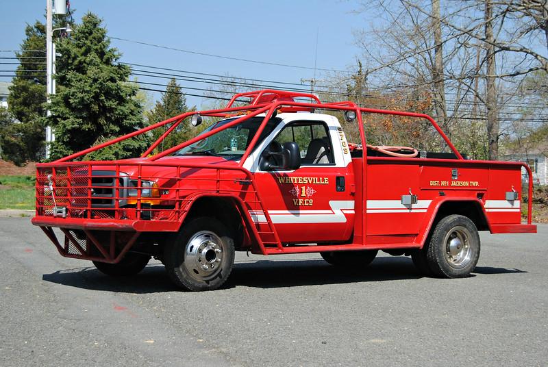 Whitesville Fire Company Brush 5709