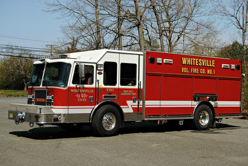 Whitesville Fire Company Engine 5701