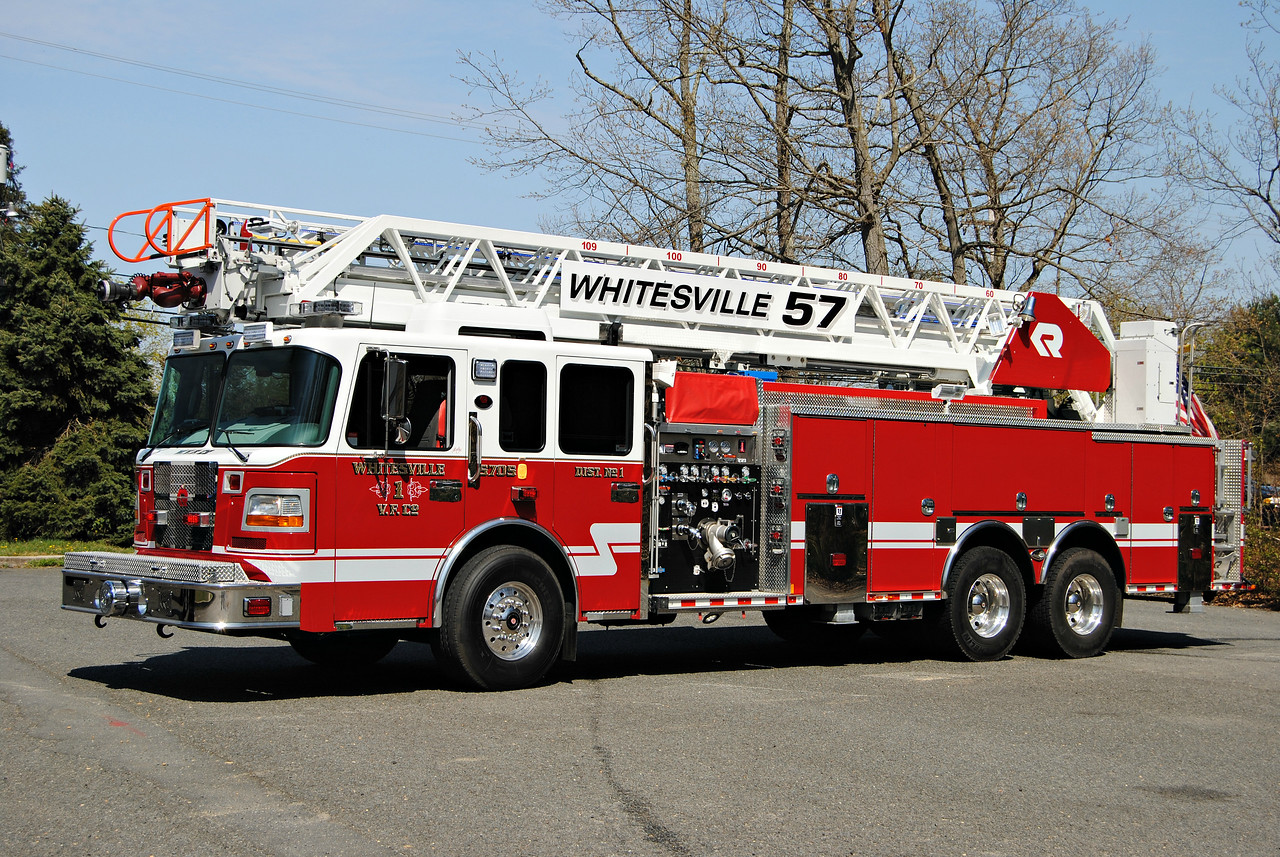 Whitesville Fire Company Ladder 5705